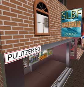 Book Island - Home of the Second Life Book Fair